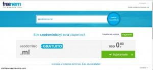 registro freenom
